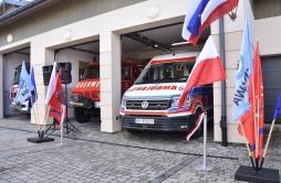 Zdjęcia główne galerii: Nowe miejsce wyczekiwania zespołów ratownictwa medycznego