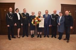 Zdjęcia główne galerii: Śp. dh Marian Ceglak Honorowym Obywatelem Miasta i Gminy Sieniawa