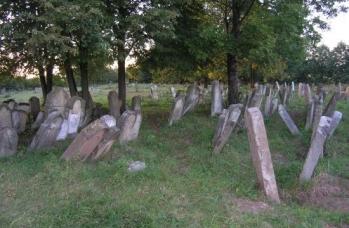 Zdjęcie: Cmentarz żydowski
