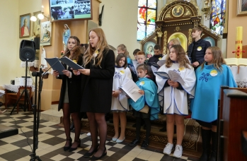 Zdjęcie: Koncert papieski w Rudce