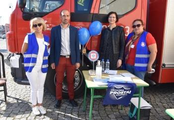 Zdjęcie główne dla: 'Akcja #SzczepimySię w Sieniawie. Zapraszamy do punktu szczepień'
