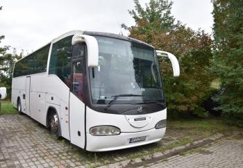 Zdjęcie główne dla: 'Przetarg na sprzedaż składników mienia ruchomego - dwóch autobusów'
