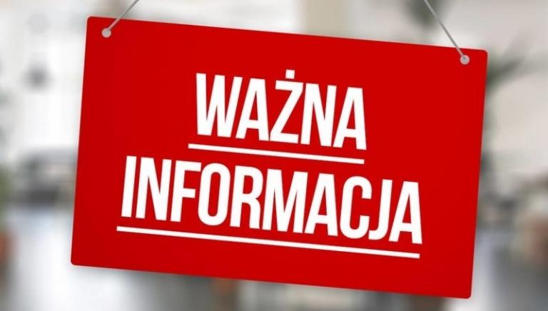 Zdjęcie główne newsa: Komunikat. Wznowienie bezpośredniej obsługi interesantów w Urzędzie Miasta i Gminy w Sieniawie