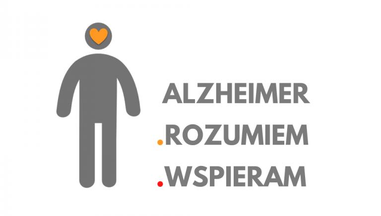 """Zdjęcie główne newsa: """"Alzheimer – rozumiem – wspieram"""" – kampania informacyjna"""