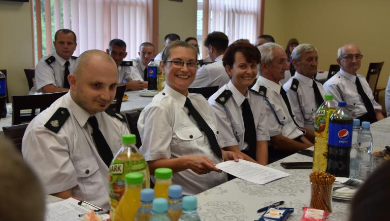 Zdjęcie główne newsa: Zebranie sprawozdawczo-wyborcze członków OSP w Sieniawie