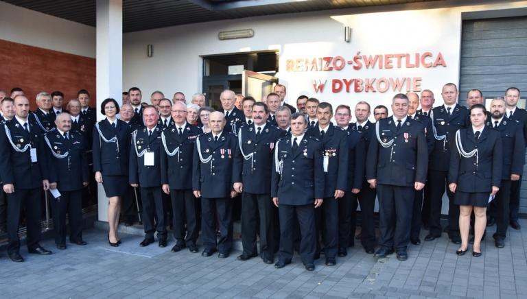 Zdjęcie główne newsa: XII Zjazd Oddziału Miejsko-Gminnego Związku Ochotniczych Straży Pożarnych RP w Sieniawie
