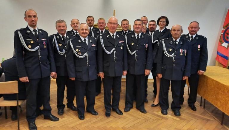 Zdjęcie główne newsa: Dh Eryk Ceglak wiceprezesem Zarządu Oddziału Powiatowego ZOSP RP w Przeworsku