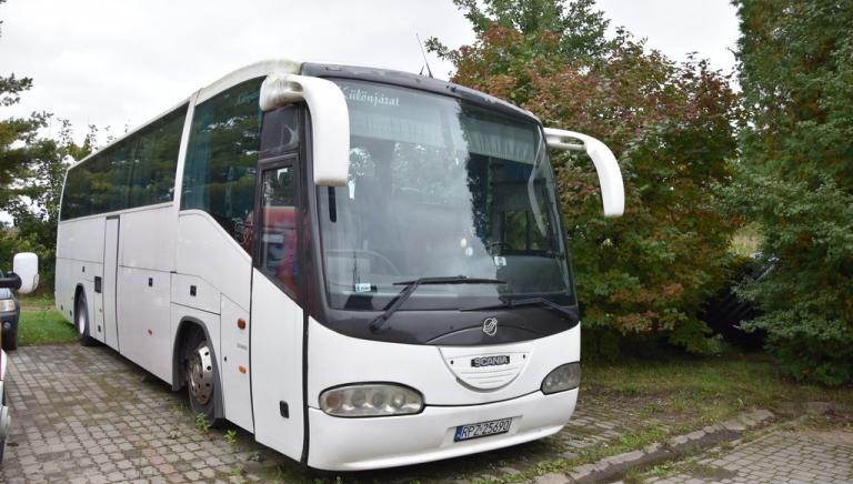 Zdjęcie główne newsa: Przetarg na sprzedaż składników mienia ruchomego - dwóch autobusów
