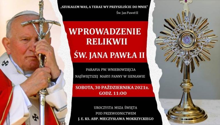 Zdjęcie główne newsa: Dzień Papieski w Parafii Sieniawa