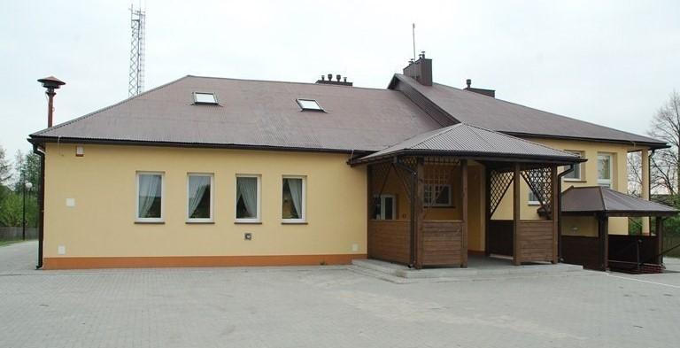 Zdjęcie główne dokumentu powiązanego: Przebudowa remizo-świetlicy w m. Czerce